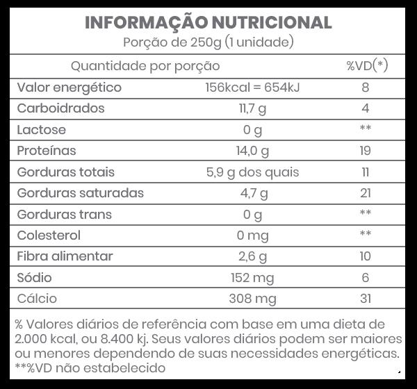 iogurte-proteico-vegano-sabor-morango-250g-tabela